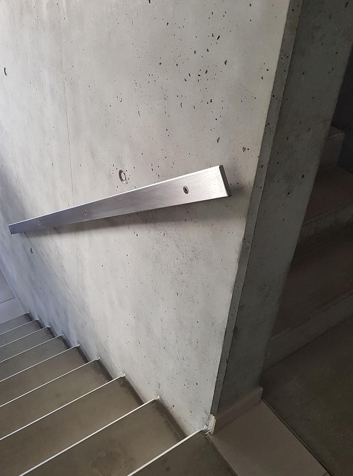 Bekannt Metallbau   Markus Heindel in Stuttgart Uhlbach - Design-Handläufe NU32